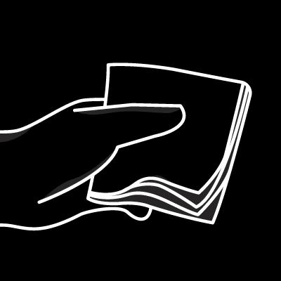 Die Macht eines Taschentuches